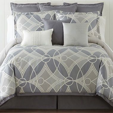 Liz Claiborne Eden 4 Pc Comforter Set Accessories Comforter