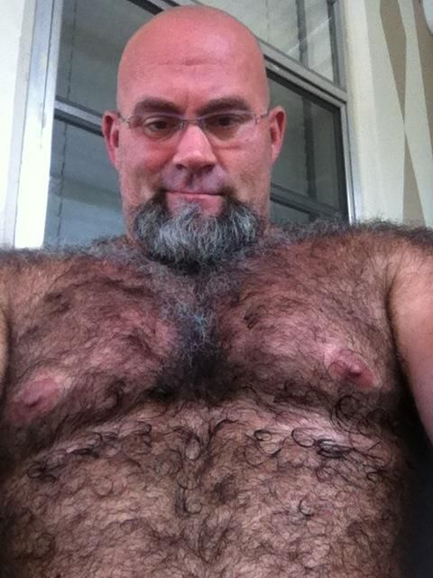 Hairy mexican mature