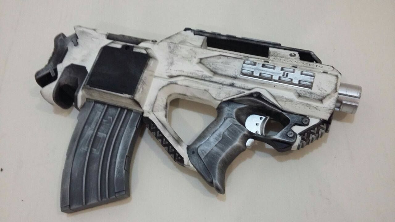 Full auto rayven progress (more info in comments) ...