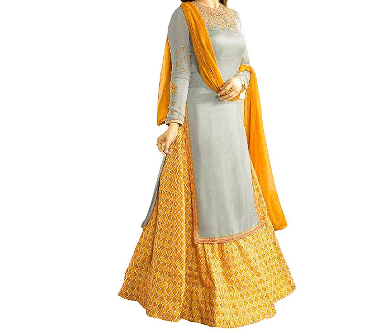 e2171fcd16 Buy Designer Japan Crepe Indo-Western Sharara Suit #kurti #indian #office #
