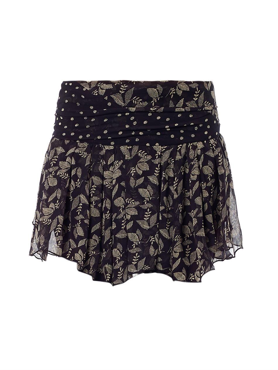 0d9c5429e54f Prune ruffle skirt | Isabel Marant Étoile | MATCHESFASHION.COM ...
