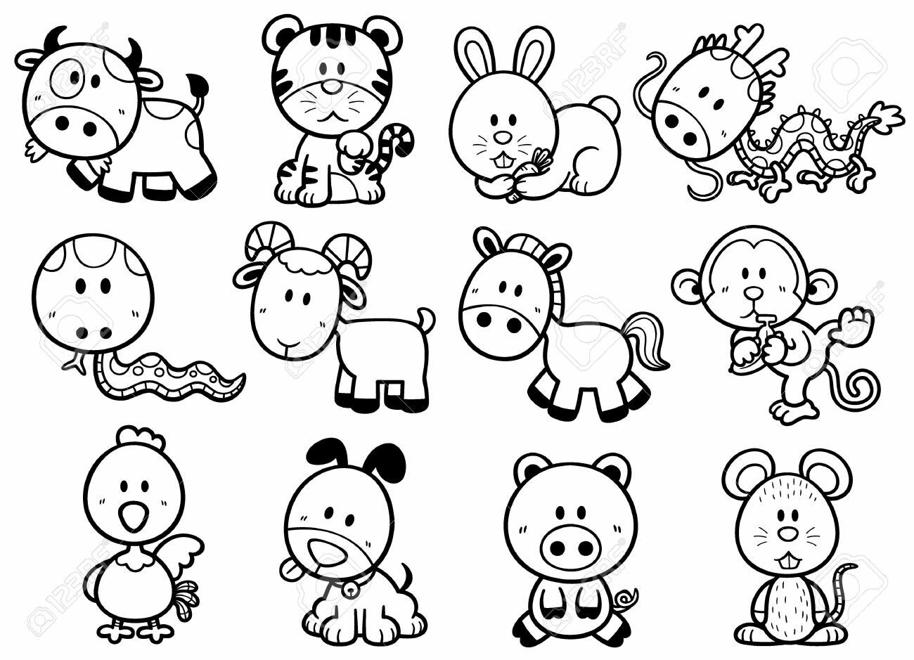 Pin by Casi Del Greco on Baby Time Cartoon animals