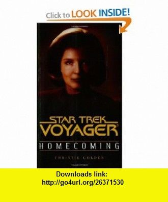Star Trek Voyager Homecoming Ebook
