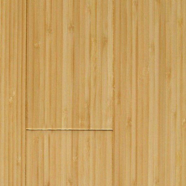 TecsunBambooFlooringNaturalVerticalsolid58x4in Bamboo