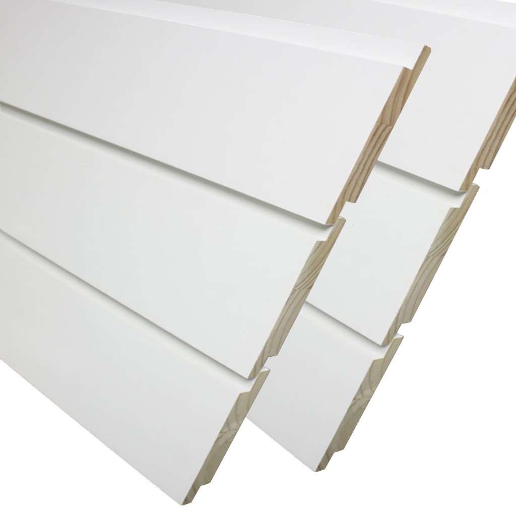 Ship Lap Boards And Siding Kimberly Bay White 0 75 In X 8 Ft Box Of Six Boards 3 4 In X 5 1 2 In X 8 Ft Walmart Com In 2020 Wall Paneling Wood Panel Walls White Shiplap Wall