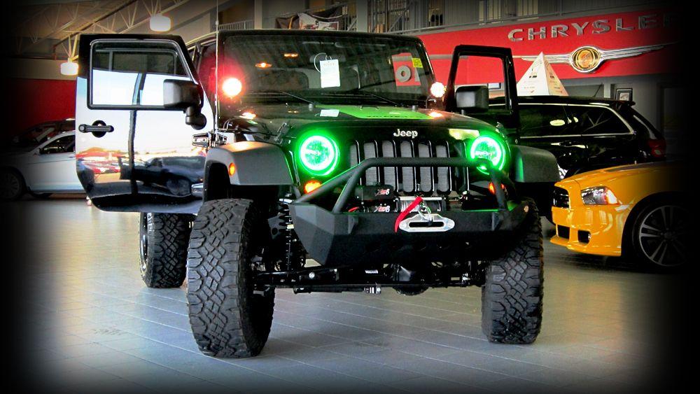New Jeep For Sale Edmonton Jeep Wrangler Jeep Goodyear Duratrac