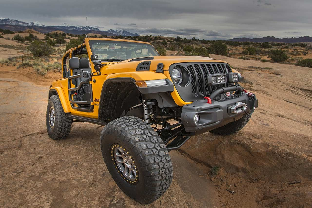 The Jeep and Mopar brands have once again joined forces to create ...