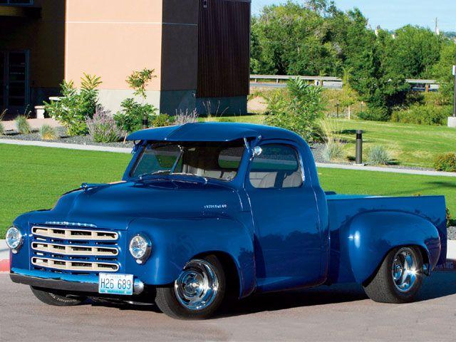 1949 Studebaker Truck Studebaker Trucks Old Pickup Trucks