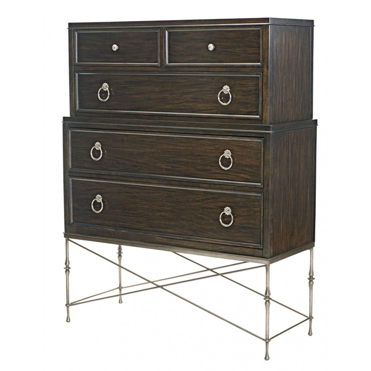 Bernhardt Bernhardt Sutton House Tall Chest