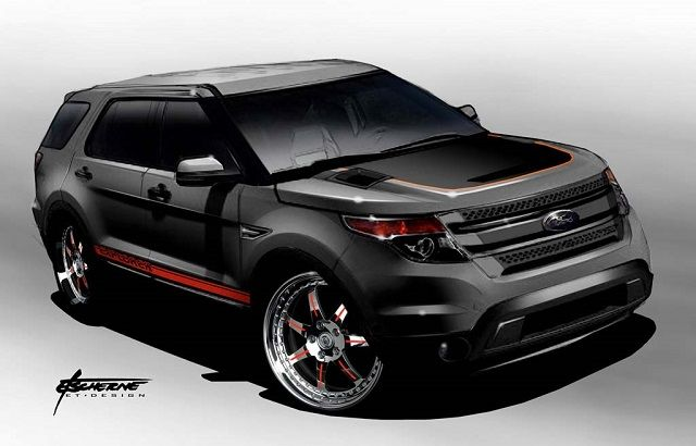 2016 Ford Explorer Will Certainly Be Upgraded And The Functions