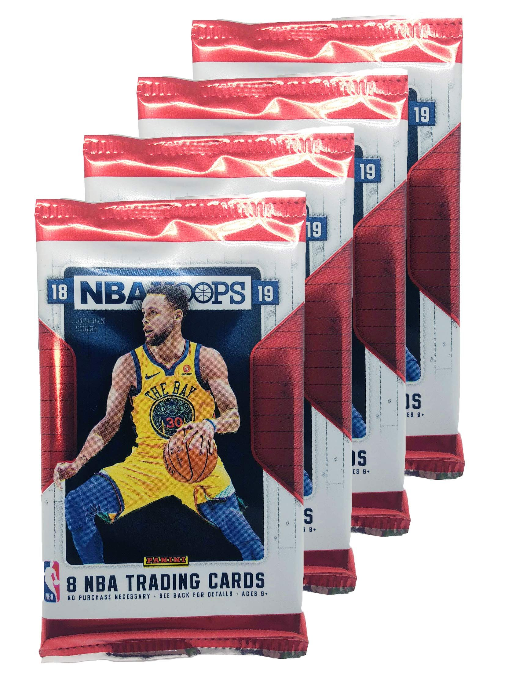 2018 2019 nba hoops factory sealed basketball cards w 1