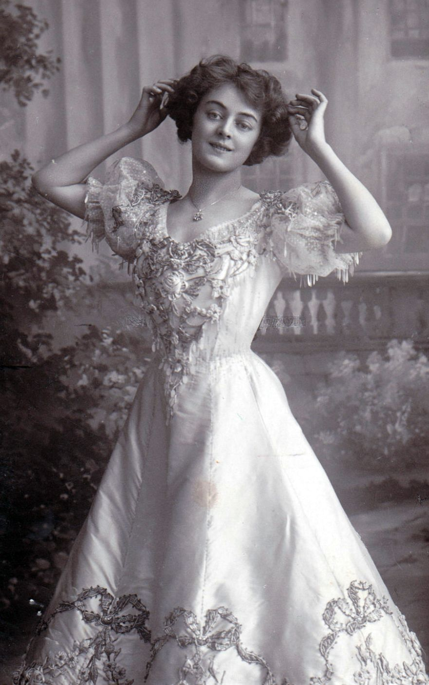 Adrienne Augarde (18821913) was a British actress and