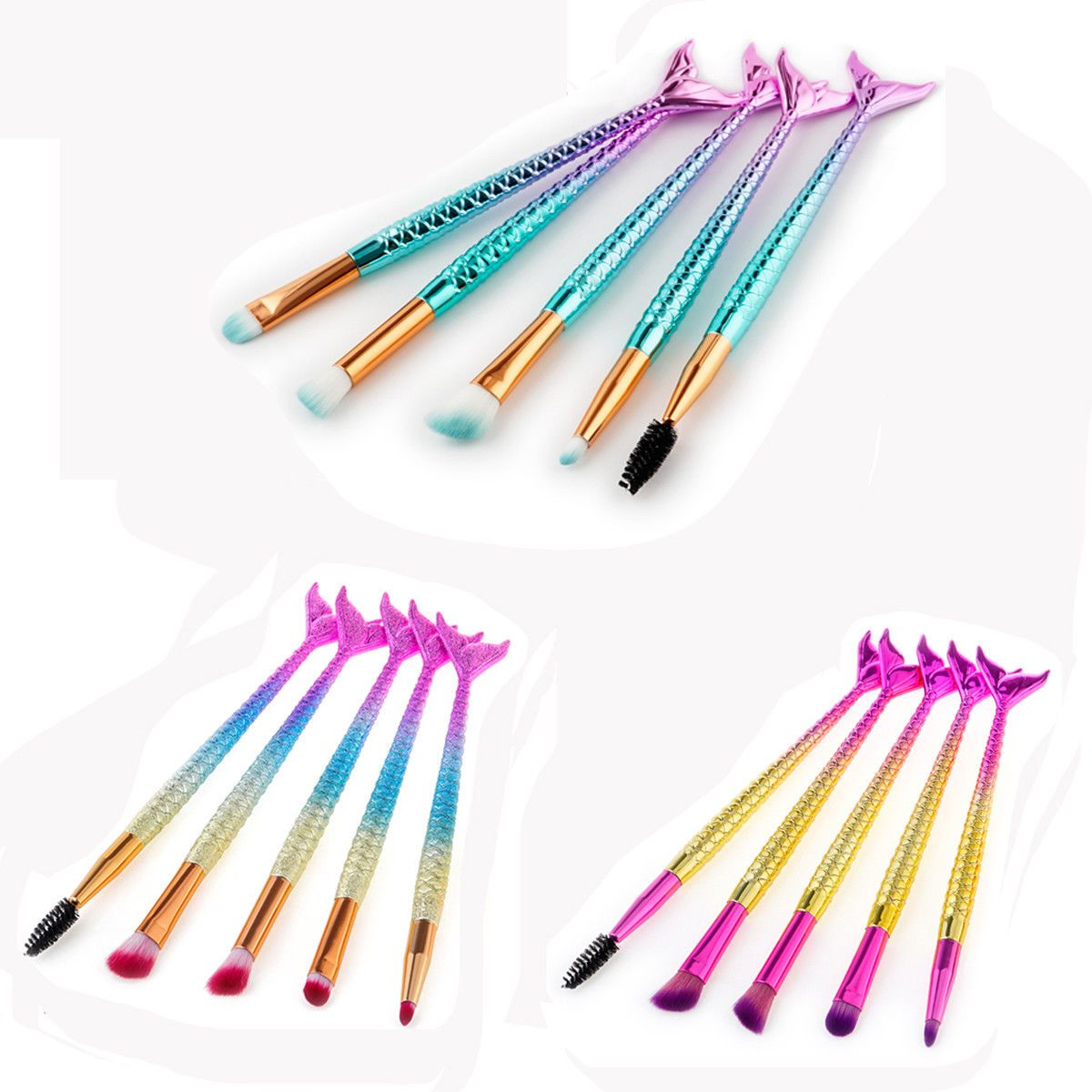 Makeup Brushes Health & Beauty Makeup brush set, Eye
