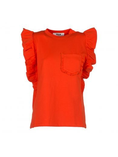 MSGM Sleeveless Top From Msgm. #msgm #cloth #https: