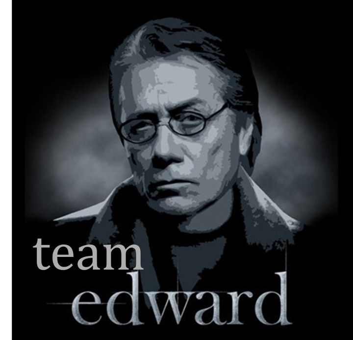 """the real """"team edward"""""""