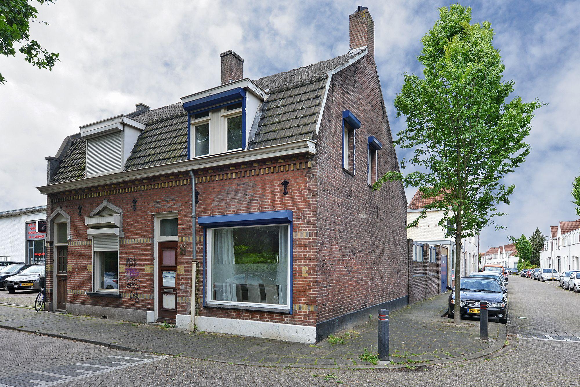 Zuid-Oosterstraat 21 te Tilburg