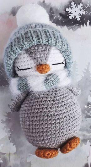 Salve a Imagem e Clique 2x para Descobrir Como Fazer Bichinhos de Crochê: Receitas, Aulas, Dicas... #muñecosdeganchillo