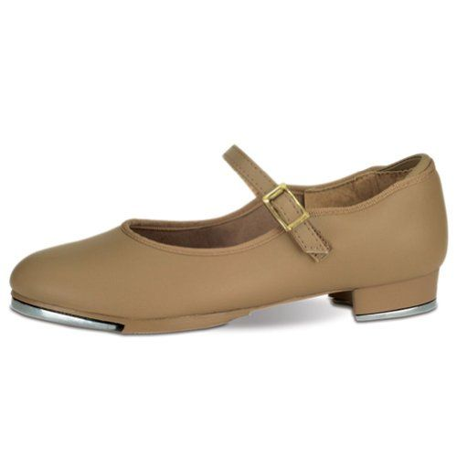Danshuz Womens Size 11 Tan Single Strap Buckle Tap Dance Shoes * Read more  at the image link.