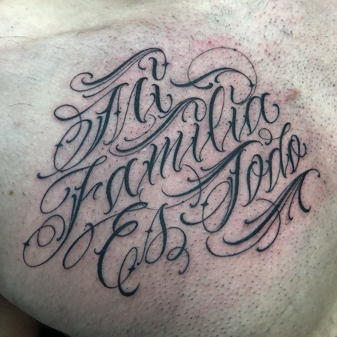 Quote Lettering Saullira: Jade Utgink Saullira Lettering T Tattoos Tattoo