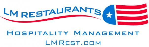 Thank you to LM Restaurants for sponsoring Bookmarked! 2013. [http://www.lmrest.com/]