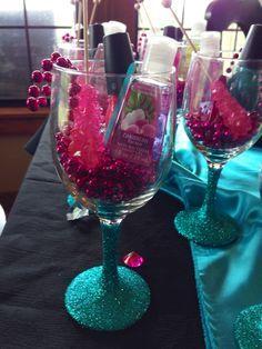 great idea for bachelorette party favors diy bachelorette party