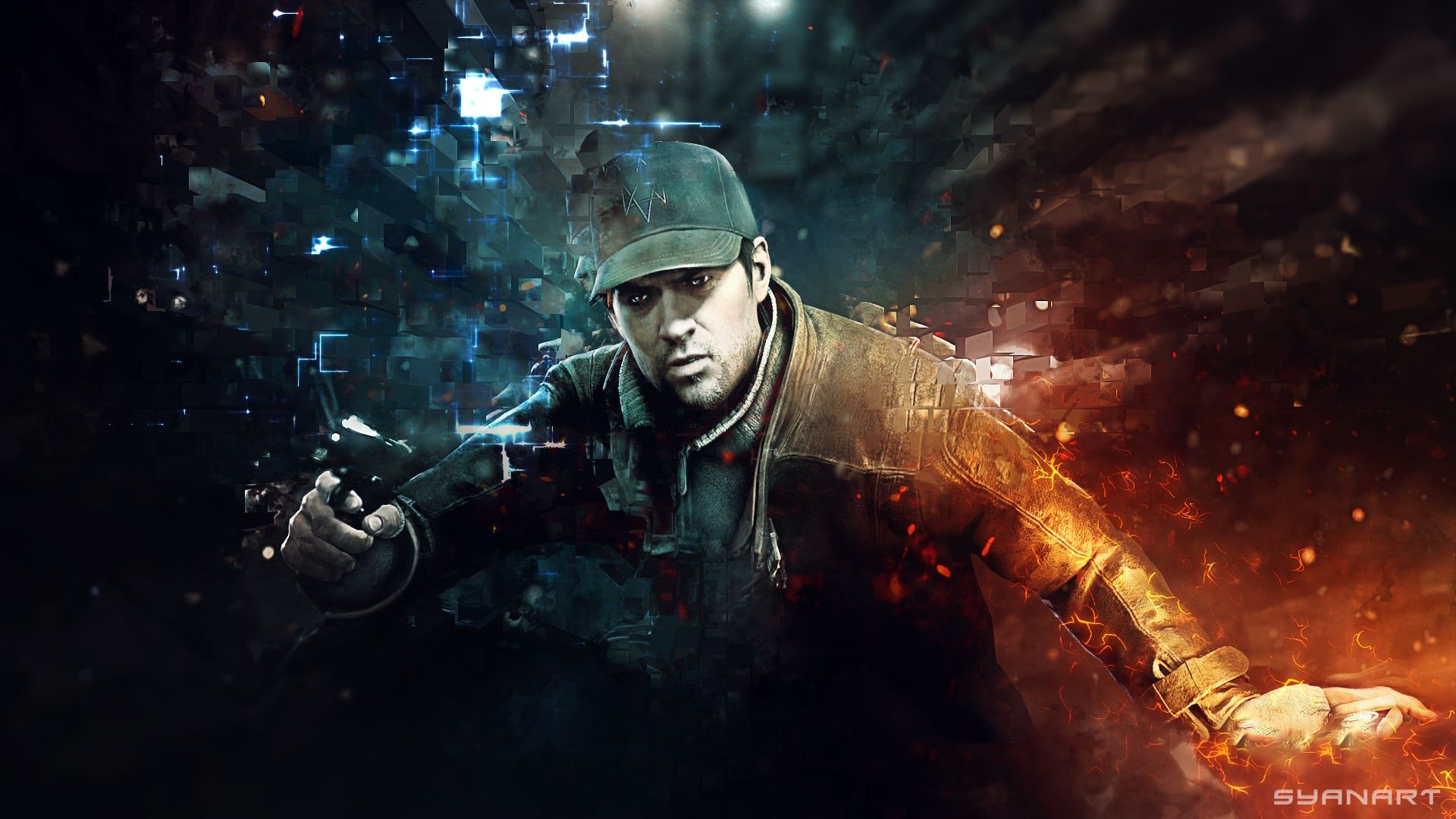 Aiden Pearce Watch Dogs Wallpapers X With Images Watch Dogs Images, Photos, Reviews