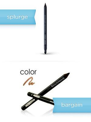 Eyeliner, Cheap Swaps for High-End Makeup
