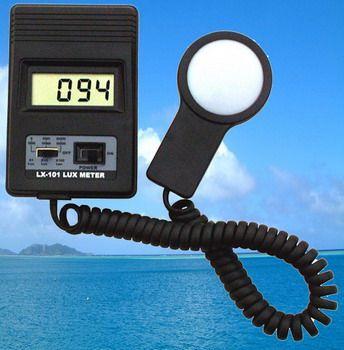 Pin Di Digital Lux Meter Seri Lx 101