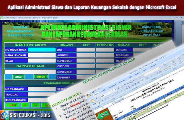 Sistem Administrasi Sekolah Online