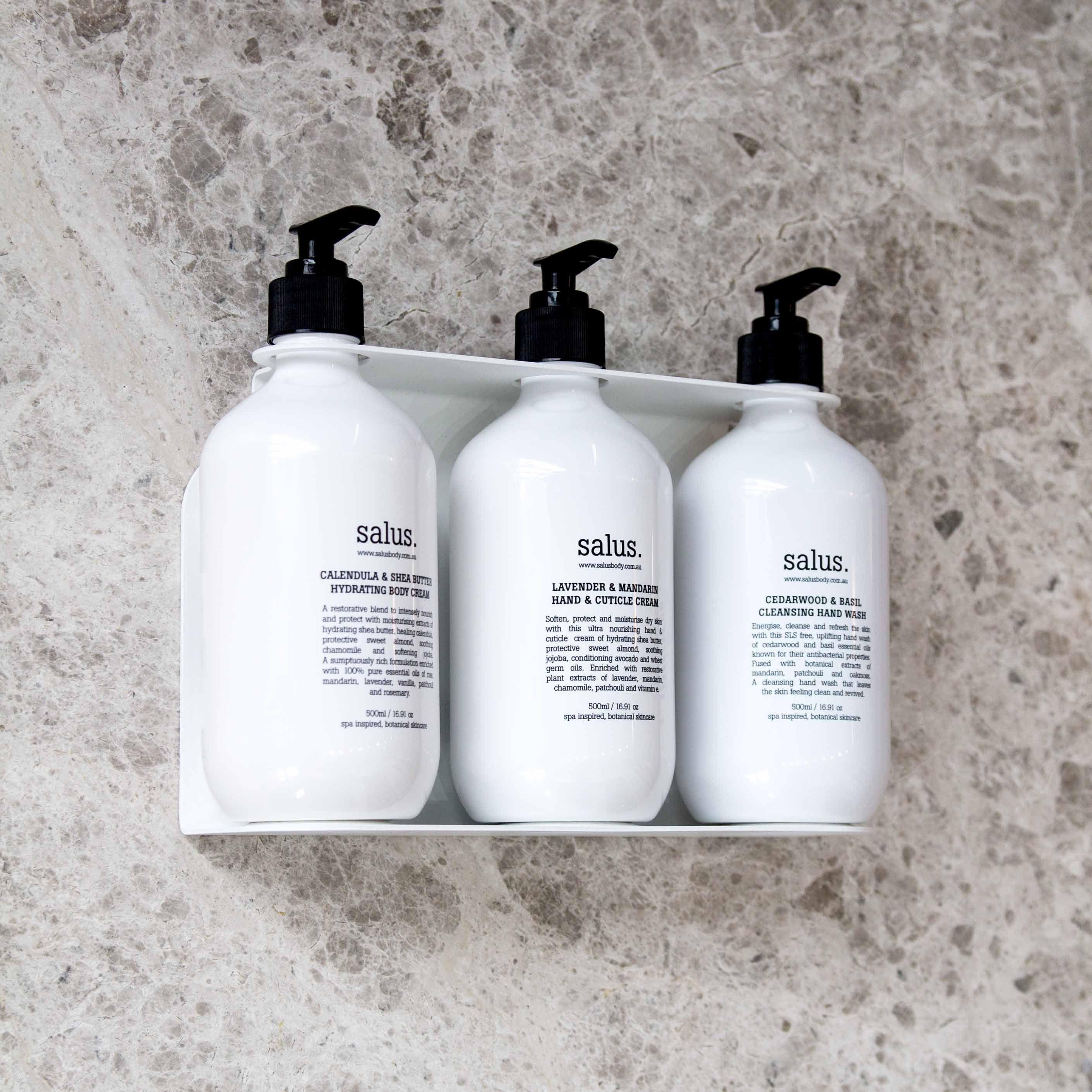 Designstuff Offers A Wide Range Of Scandinavian Homewares Including This Minimalist Triple Soap Dispen Soap Dispenser Design Soap Dispenser Soap Dispenser Wall