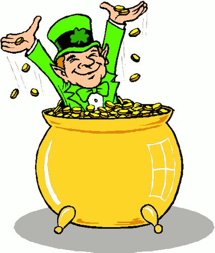 St Patrick S Day Pot Of Gold Kobold