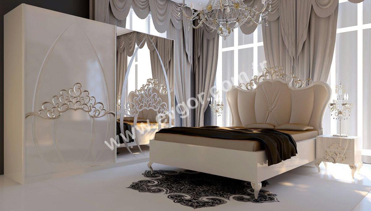 Modern yatak odalar sude yatak odas takm - Veresa Avangarde Yatak Odas
