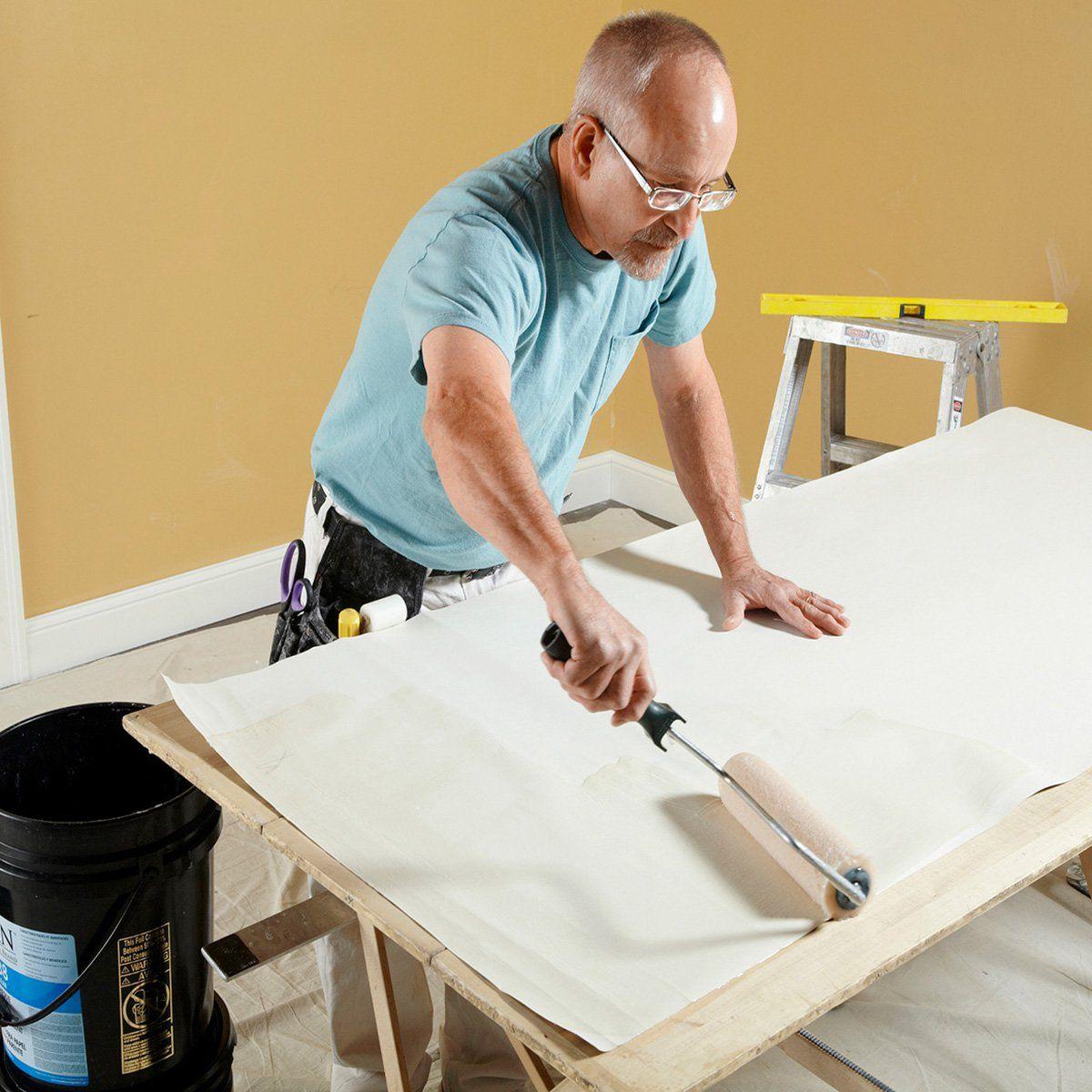 How To Hang Wallpaper How to hang wallpaper, Wallpaper, Tips