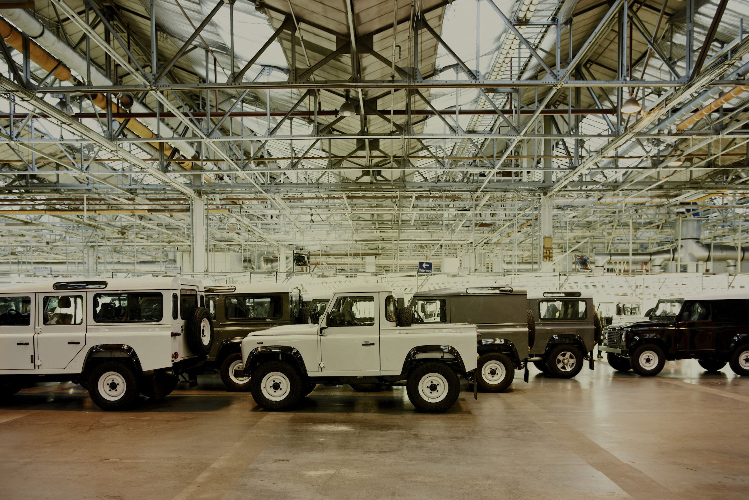 Twisted gives land rover s defender some welly land rover defender land rovers and landrover defender