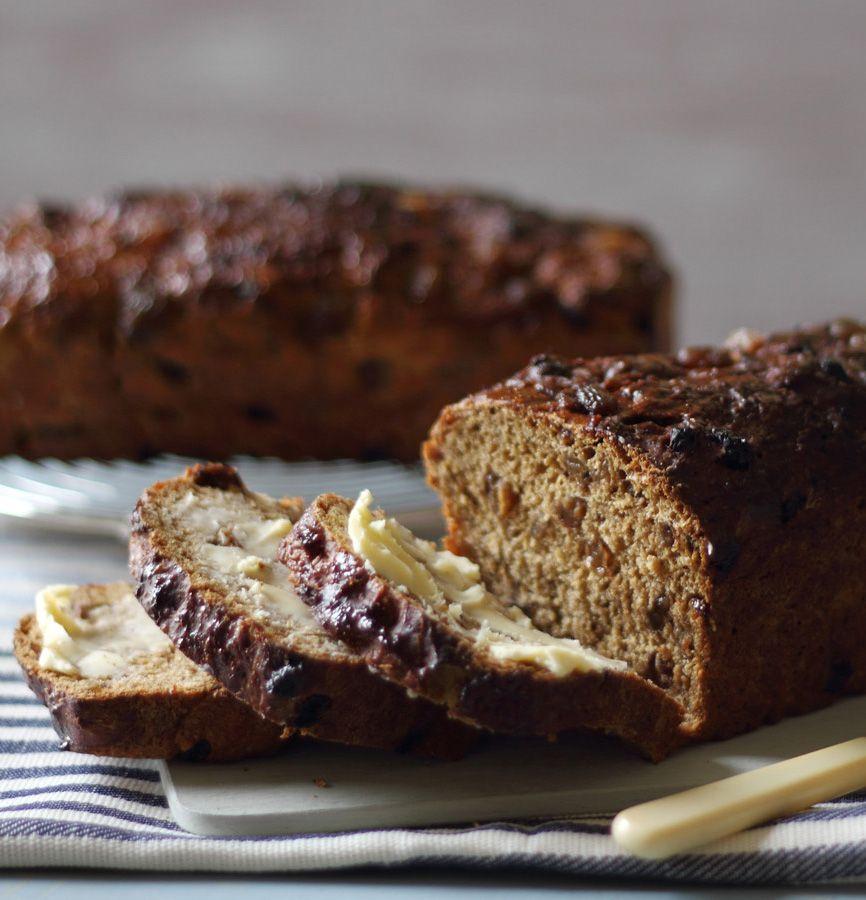 Malt loaf recipe malt loaf picnics and snacks forumfinder Image collections