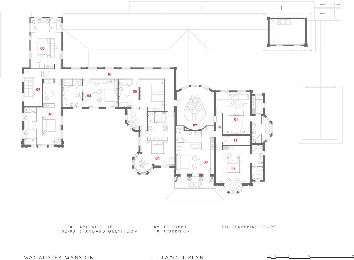 Macalister Mansion Image 20 Of 21 Resort Architecture Mansions How To Plan