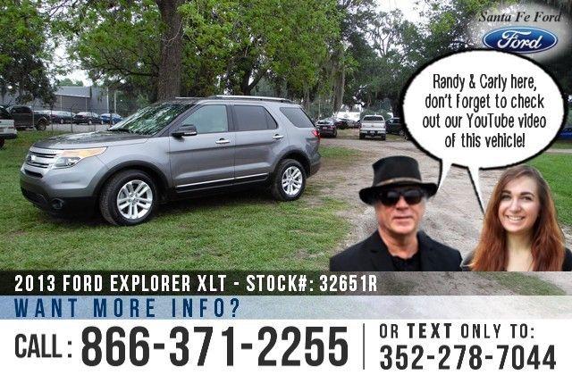 2013 Ford Explorer Gainesville Fl Miles 40 280 Stock 32651r