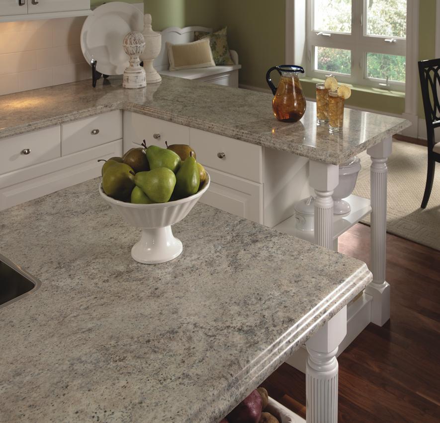 Travertine Silver Laminate Kitchen Remodel Countertops Home