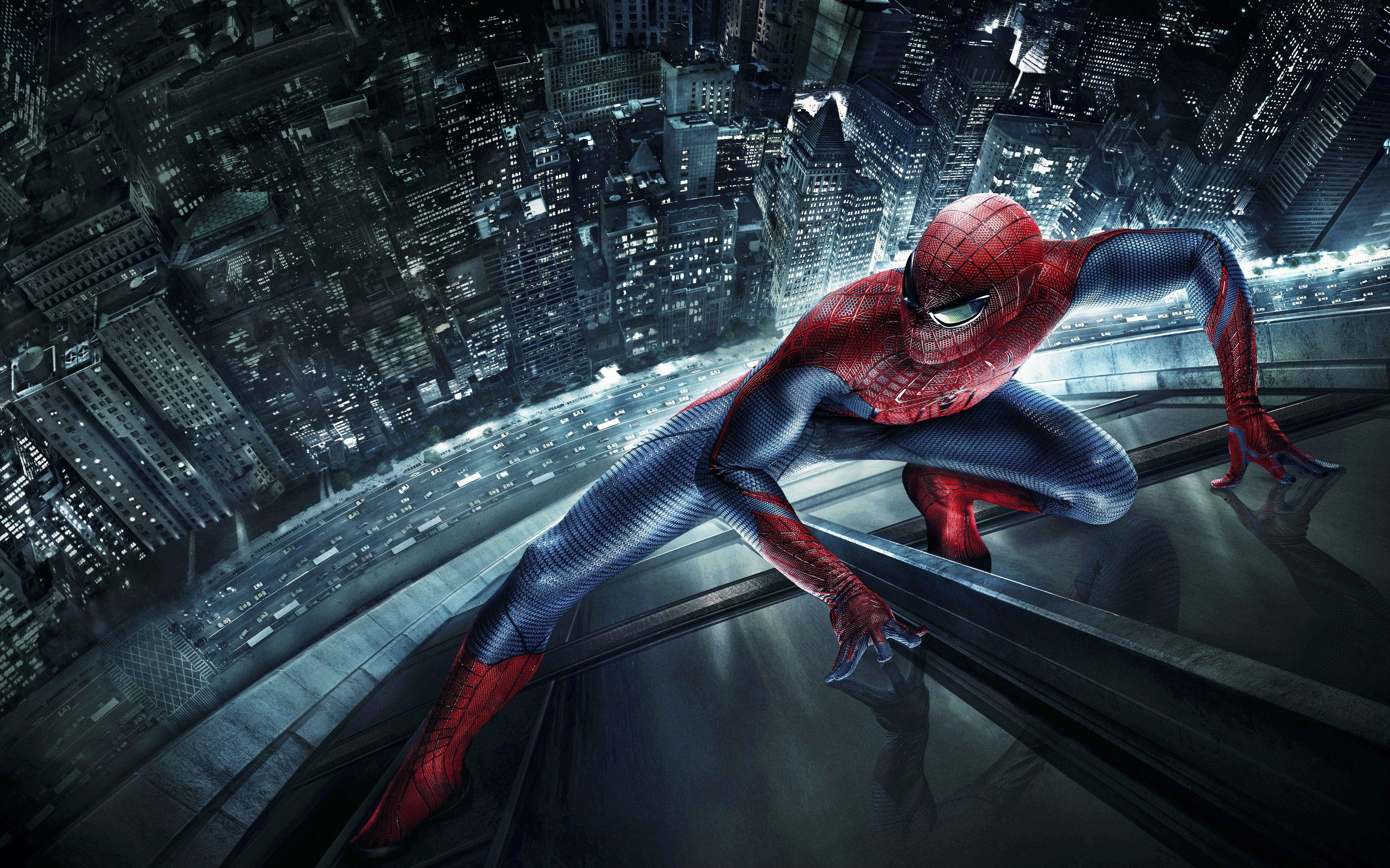Wallpaper Spiderman 3d