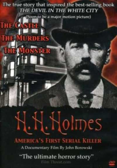 Pin On H H Holmes