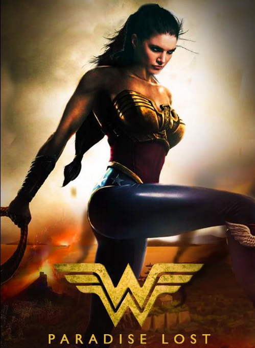 Gina Carano as Wonder Woman? | For Your Inner Geek ...