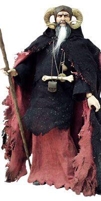 Tim The Enchanter Sixth Scale Figure