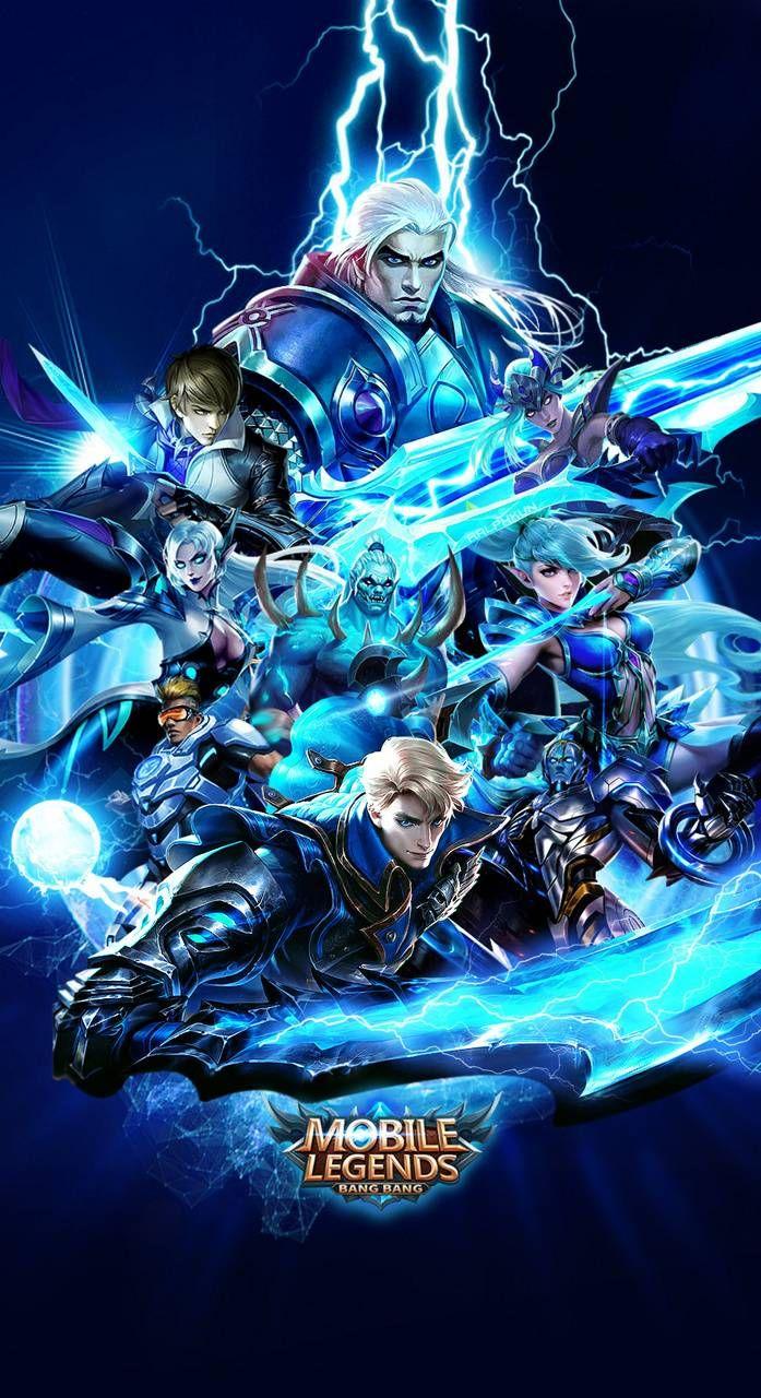 Blue Mobile Legends wallpaper by ralphkun - be - Free on ZEDGE™