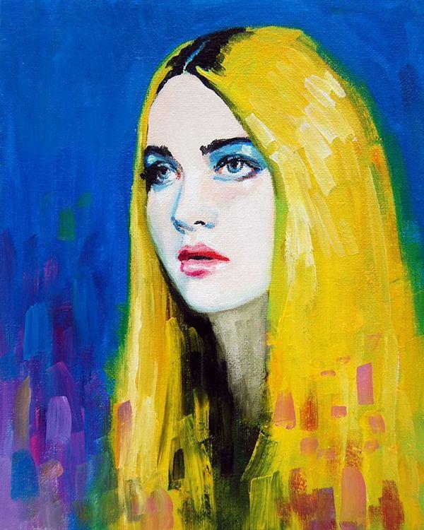 Famous Portrait Painting Woman Portraits Of Women