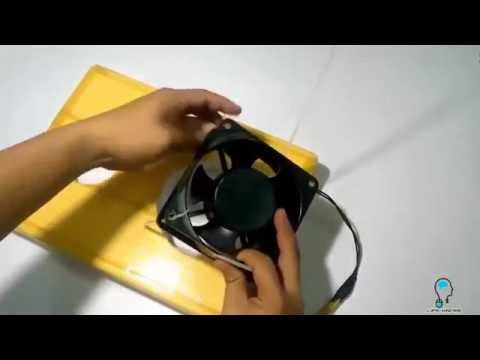 2 ways to make an air conditioner at home very cheap and useful