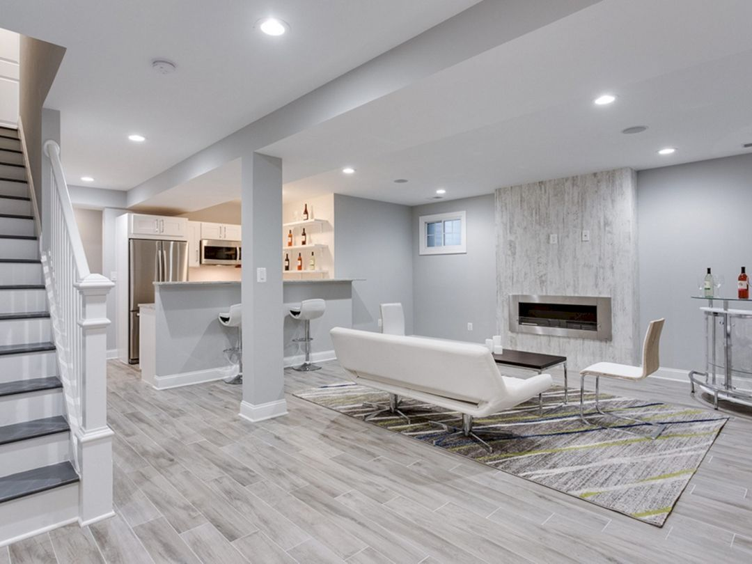 Awesome Basement Apartment Ideas You Have To Know 55 Best Inspirations 06 Basement Living Rooms Basement Inspiration Basement Remodeling