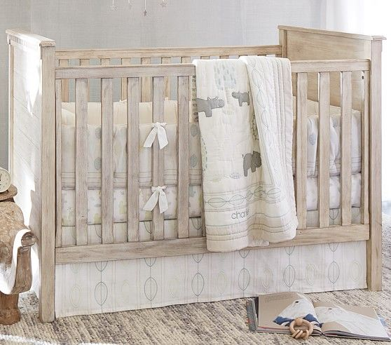 Rory Convertible Crib In 2020 Baby Room Furniture Pottery Barn Crib Nursery Bedding Sets