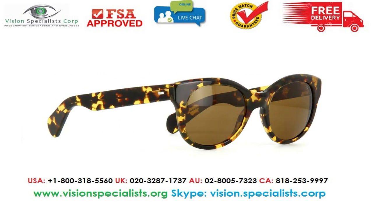 1ea12dd0aa Oliver Peoples Jacey OV5234S 115583 Polarised Sunglasses