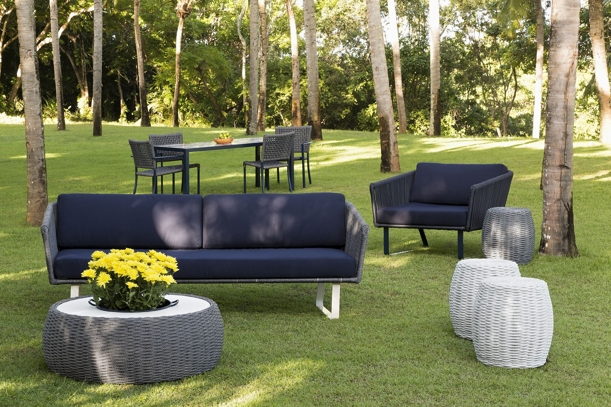 Tidelli Outdoor Living Marina Collection Outdoor furniture