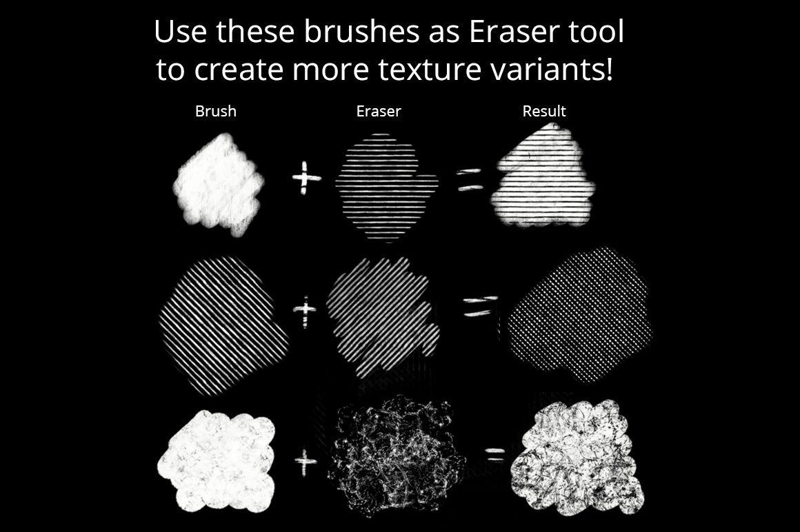 Debris Texture Brushes For Procreate Procreate Illustrations Bit